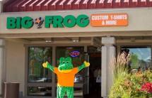 Big Frog Building Exterior