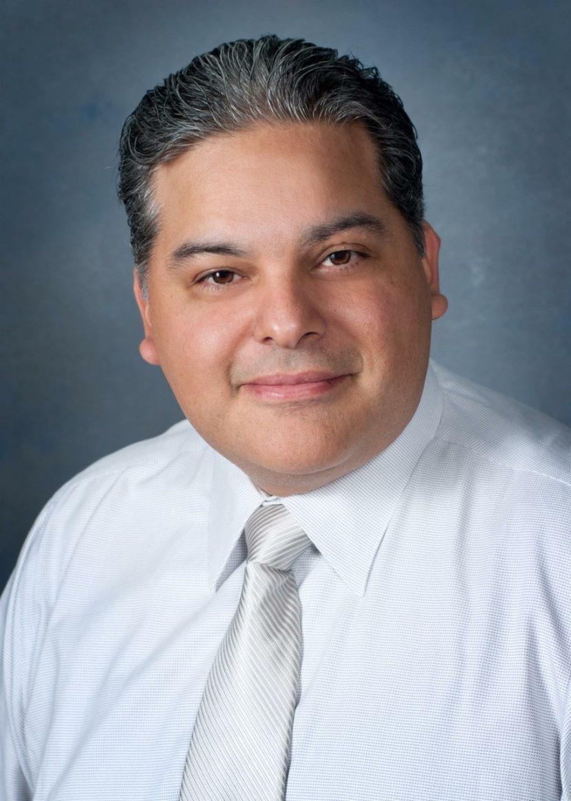 Tony Salazar Headshot