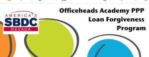 PPP Loan Forgiveness Program