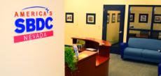 SBDC office lobby