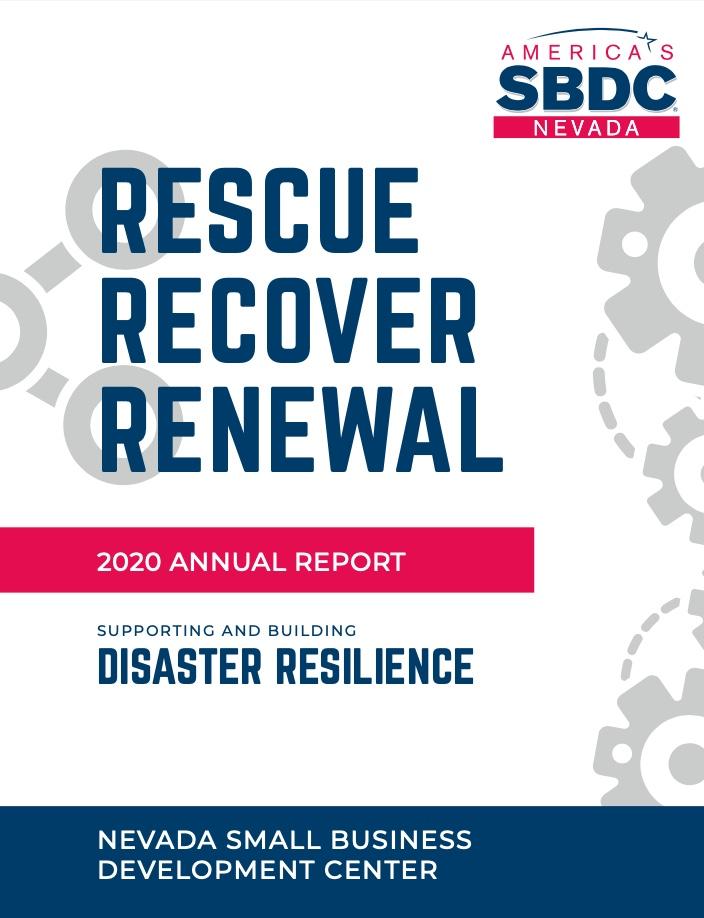 Nevada SBDC Annual Report